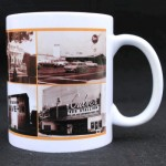 Historical Society coffee mug - 3