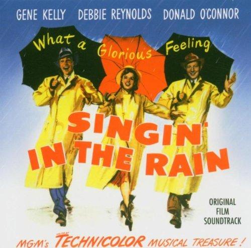Singin' in the Rain soundtrack