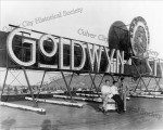 Goldwyn Studios Sign (1921)