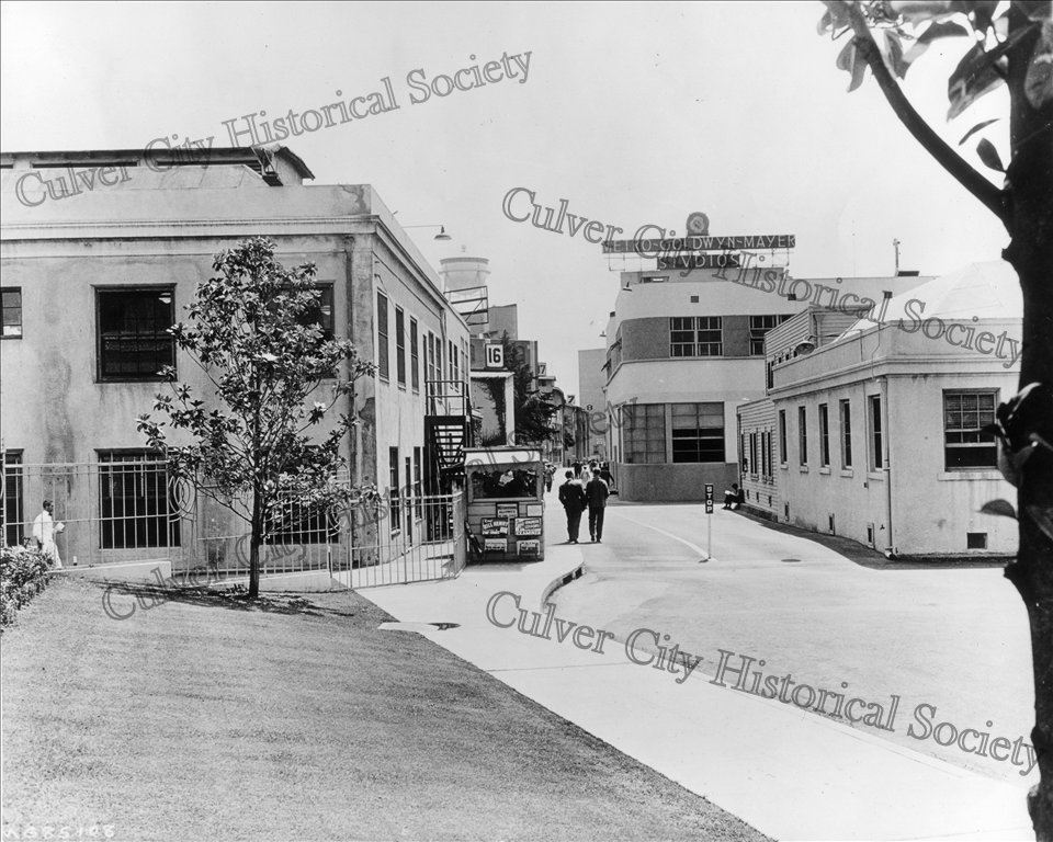 Metro-Goldwyn-Mayer Studios East Gate (1939)