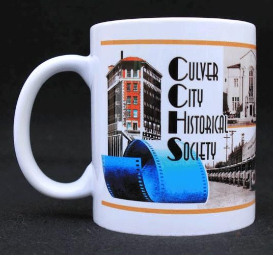 Historical Society coffee mug
