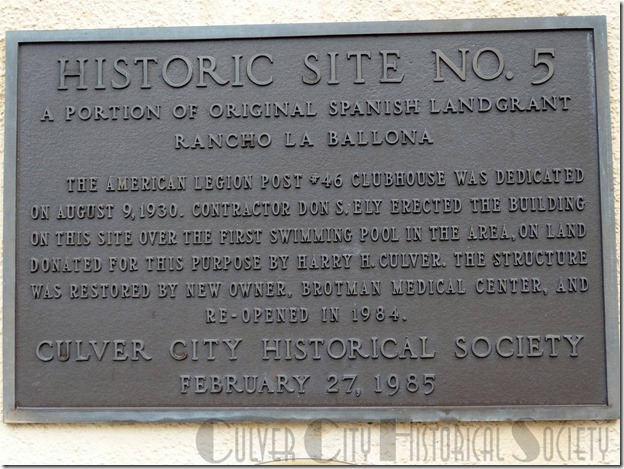 Historic Site #5 marker
