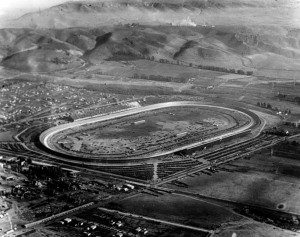 the Culver City racing track at Lincoln & Washington boulevards