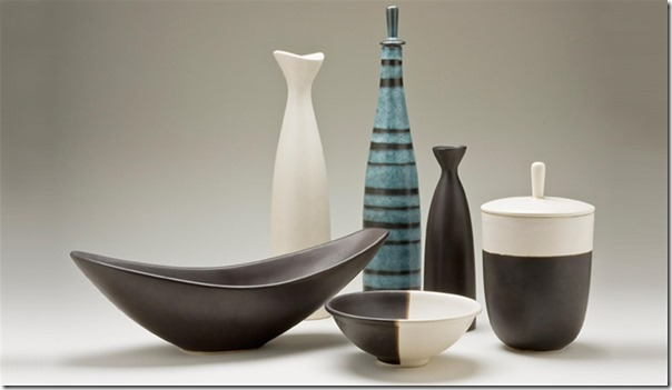 Ceramics by Jerry Ackerman - Culver City Historical Society