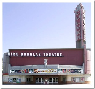 Kirk Douglas Theatre - Culver City Historical Society