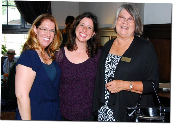Michelle Bernardin, Michele Cerra-Lachoff, Julie Lugo Cerra - Culver City Historical Society