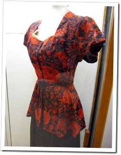Hedy Lamar costume - Culver City Historical Society