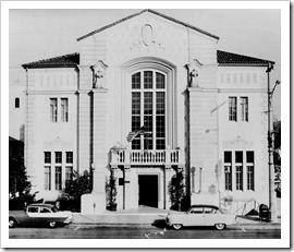 Historic Site #1: 1928 City Hall - Culver City Historical Society
