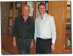 Stu Freeman and Justin Jampol - Culver City Historical Society