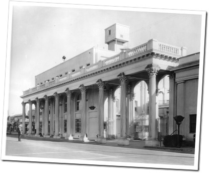 MGM Colonnade - Culver City Historical Society