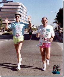 1990 Western Hemisphere Marathon - Culver City Historical Society