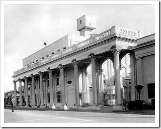 MGM's original Washington Blvd. entrance - Culver City Historical Society