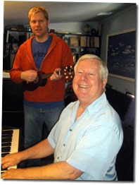 Winston Gieseke and Steve Fry - Culver City Historical Society